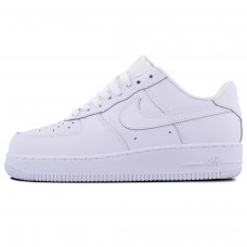 Фотография 1 Унисекс Nike Air Force 1 Low White