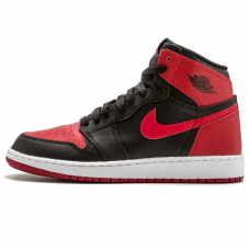 Мужские Nike Air Jordan 1 Retro Red/Black