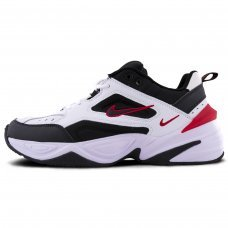 Мужские Nike M2K Tekno White/Black/Red