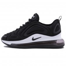 Фотография 1 Унисекс Nike Air Max 720 Black White