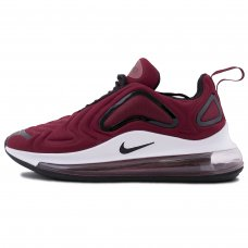 Унисекс Nike Air Max 720 Burgundy/White