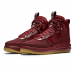 Мужские Nike Lunar Force 1 Duckboot Team Red Gum Light Brown