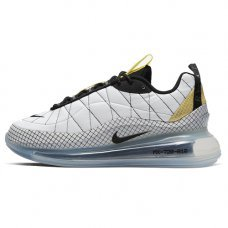 Мужские Nike Air Max 720-818 White/Black/Yellow