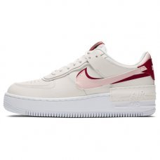 Женские Nike Air Force 1 Shadow Grey/Pink