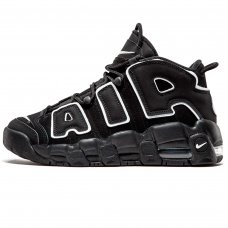 Унисекс Nike Air More Uptempo Black/White
