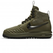 Мужские Nike Lunar Force 1 Duckboot '17 Dark Green