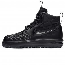 Фотография 1 Унисекс Nike Lunar Force 1 Duckboot  17 All Black