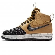 Мужские Nike Lunar Force 1 Duckboot '17 Metallic Gold/Light Bone/Black