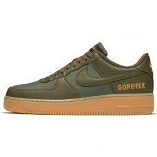 Мужские Nike Air Force 1 Gore-Tex Medium Olive