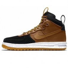 Мужские Nike Lunar Force 1 Duckboot Black Wood/White